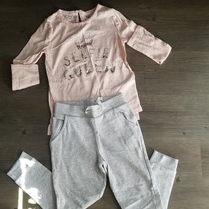 Other - Girl's bundle of 3 complete outfits